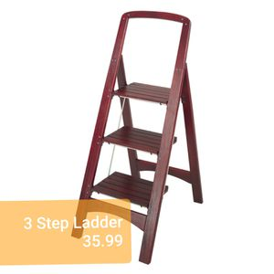 Three step ladder for Sale in Dallas, TX