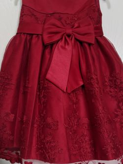 Girls Holiday Dress Size 18 Months for Sale in Tewksbury,  MA