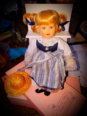 Authentic Antique Schneider Handmade DOLL (Germany) for Sale in Woodbridge, VA
