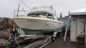 Abandoned Boat for Sale in Fresno, CA