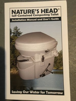 Brand new Self Contained Composting Toilet for Sale in Royal Oak, MI