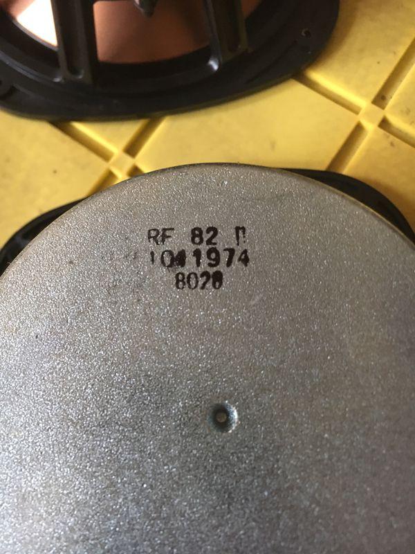 Klipsch Rf82ll
