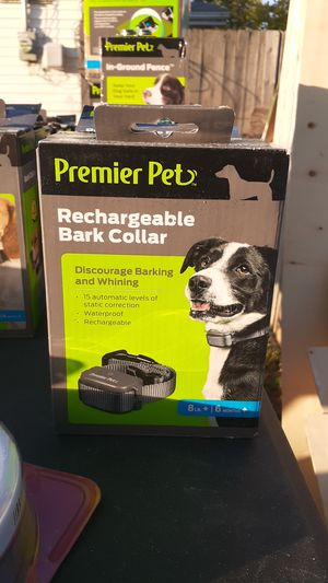 Rechargeable Bark Collar for Sale in Indianapolis, IN