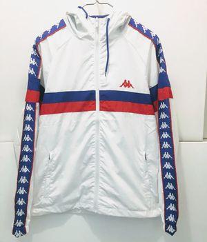 Kappa Windbreaker Hoodie Jacket Size Small for Sale in FAIRMOUNT HGT, MD