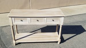Sofa table for Sale in Modesto, CA