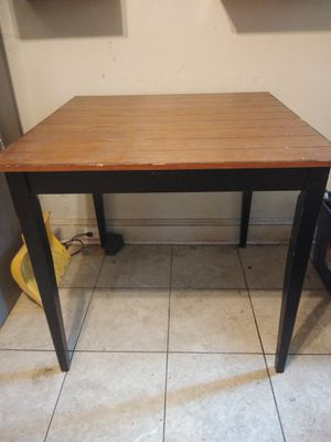 Wooded kitchen table for Sale in Baltimore, MD