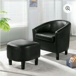 Club Chair And Ottoman for Sale in Cleveland,  OH
