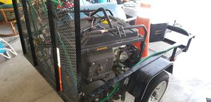 Lowes trailer and kholer generator for Sale in Oakland, FL
