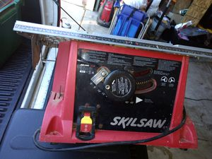 ***Skilsaw Table Saw***$45 for Sale in Aurora, CO