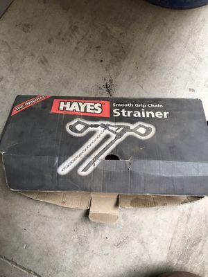 Hayes strainer for Sale in Lodi, CA