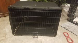 Dog Kennel with Privacy Cover for Sale in Booth, TX