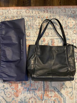 Lucky brand genuine leather tote for Sale in Fresno, CA