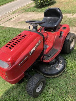 Mtd pro riding lawn mower for Sale in Dallas, TX
