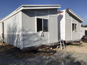 1982 double wide 24'x44' 3 bedroom mobile home for Sale in Perris, CA