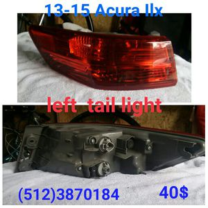 2013, 2014 , 2015 Acura Ilx left tail lights for Sale in Austin, TX