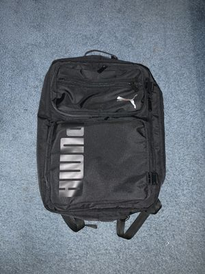Black Puma Backpack for Sale in Beaumont, CA
