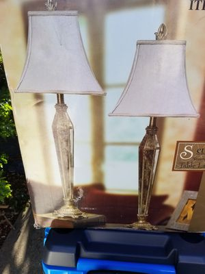 Venetian Mirror table lamp for Sale in South San Francisco, CA