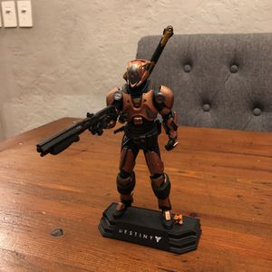 McFarlane Toys Destiny Vault of Glass Titan action figure loose for Sale in Puyallup, WA