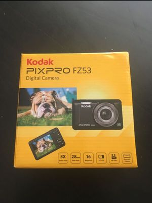 Digital camera brand new for Sale in Hemet, CA