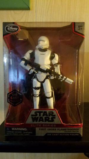 Star Wars First Order Flamethrower DIE CAST for Sale in Berwyn, IL