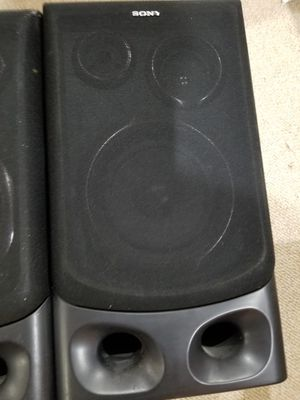 Sony Speakers for Sale in Frederick, MD