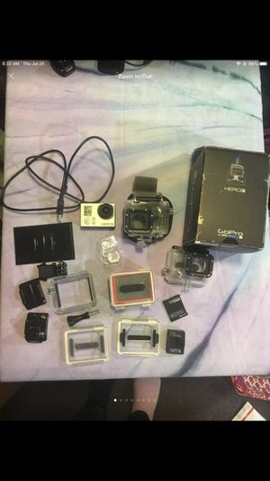 GoPro hero three for Sale in Newmarket, NH