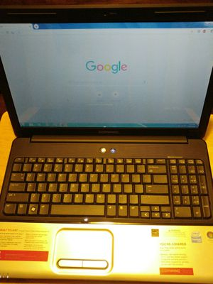 "HP Compaq 15.6"" Windows 7. Office 2013. 4GB 160GB Notebook Laptop for Sale in Columbus, OH"