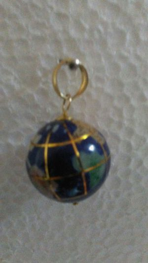 🌏 Globe Pendant or Charm for Sale in Revere, MA