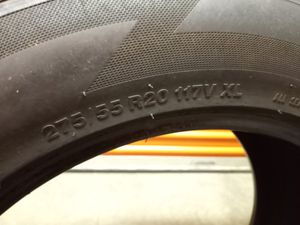 3 x Truck tires!!!! ➡️➡️ 275/55/R20 ⬅️⬅️ for Sale in Ontario, CA