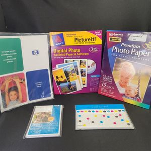 Miscellaneous Various Photo Paper Bundle 100+ for Sale in Lake Worth, FL