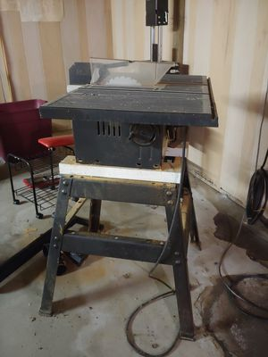 Craftsman table saw for Sale in DeKalb, IL