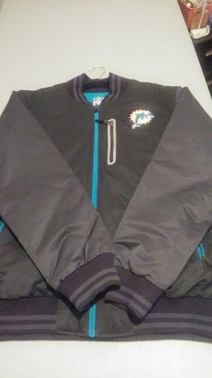 Nike Men's Miami Dolphin jacket. for Sale in Wichita, KS