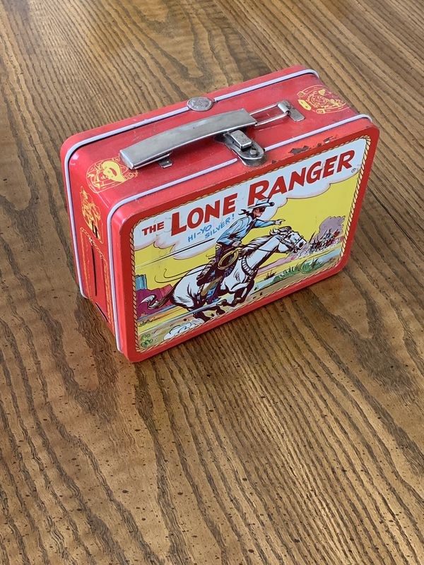 Vintage Metal Lunch Boxes - 1950's