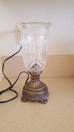 GLASS LAMP for Sale in Escondido, CA