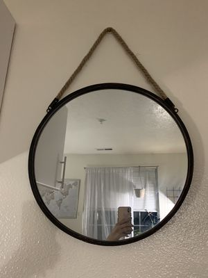Mirror on rope for Sale in Piedmont, CA