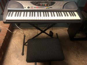 Yamaha keyboard / piano for Sale in Claremont, CA