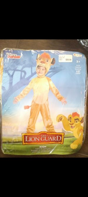 Lion king costume for Sale in San Pedro, CA