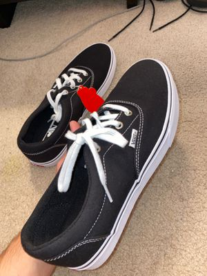 Classic Black Vans for Sale in Orlando, FL