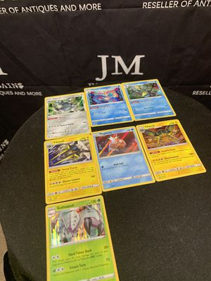 All sorts of Pokémon cards rare, rh, vmax and more for Sale in Tampa, FL