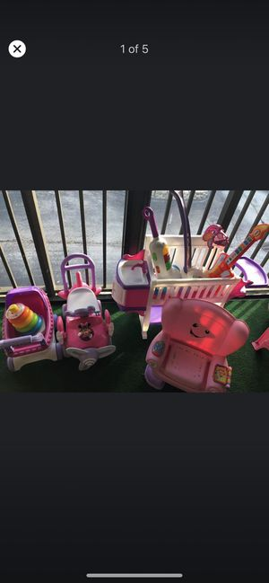 Girl toys for Sale in Fort Lauderdale, FL