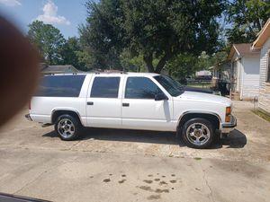 96 Chevy Suburban for Sale in Baton Rouge, LA