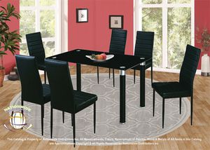 7 piece dinette set. for Sale in Chicago, IL