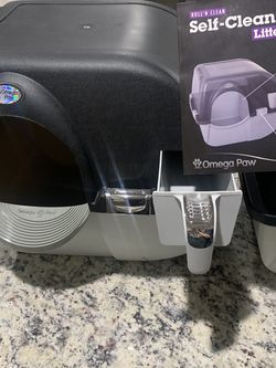 Self Cleaning Cat Litter Box for Sale in Princeton,  TX