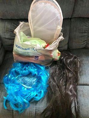 Kids Costumes/ wigs for Sale in Saint Petersburg, FL