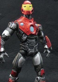 new Ultimate Iron Man Marvel Legends RARE Annihilus Avengers Spiderman Xmen Captain America for Sale in New York,  NY