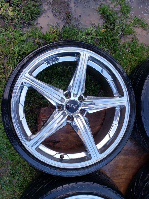 """20"""" foose wheels for bmw 5x112"""