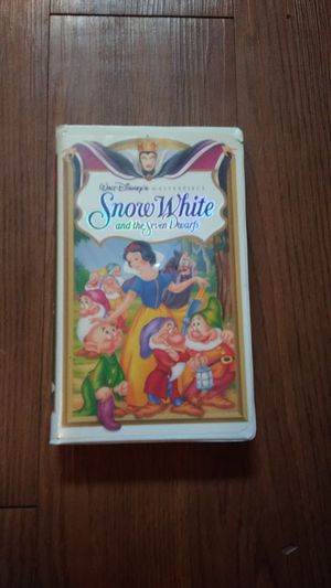 Walt Disney Masterpiece Snow White and the Seven Dwarfs for Sale in Englewood, CO
