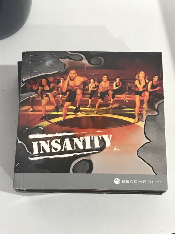 Full Insanity DVD set