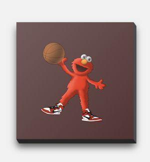 Sesame Street x kaws art for Sale in Elmira, NY
