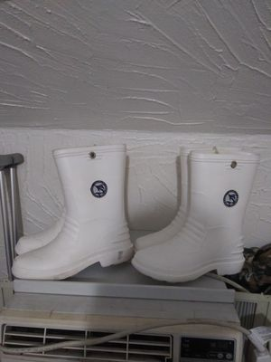 Boat deck boots sz 11 for Sale in Providence, RI